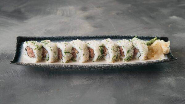 Amami Sushi Negitoro Uramaki
